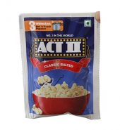 Act II Instant Popcorn – Classic Salted, 60g Pouch (GET 3 FOR, Rs55/-)