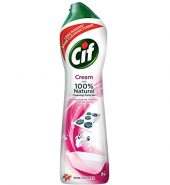 Cif Pink Multi Purpose Surface Cleaner Cream with Floral Fragrance,
