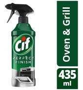 Cif Perfect Finish Oven & Grill Cleaner 435 ml